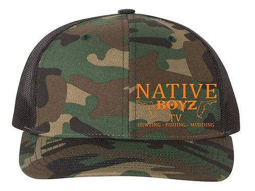 Native Boyz 2 Florida Hat