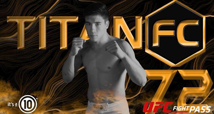 ASA TEN POW BRINGS HIS SKILL SET TO MMA