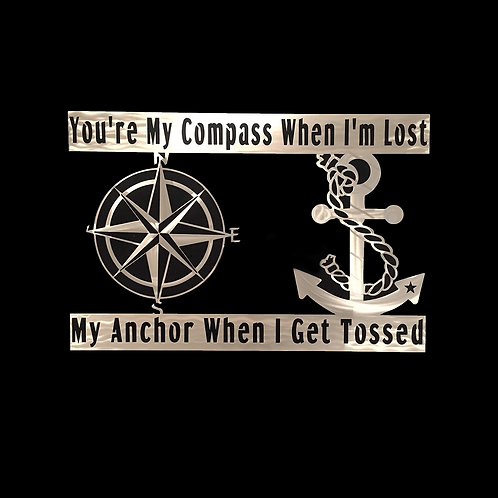 You're My Compass When I'm Lost