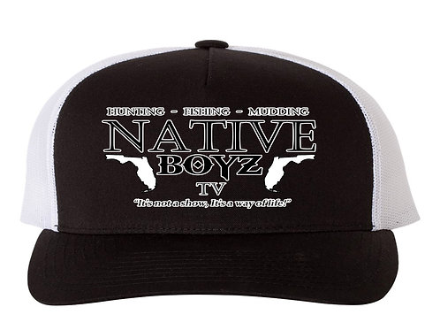Native Boyz 2 Florida's Hat