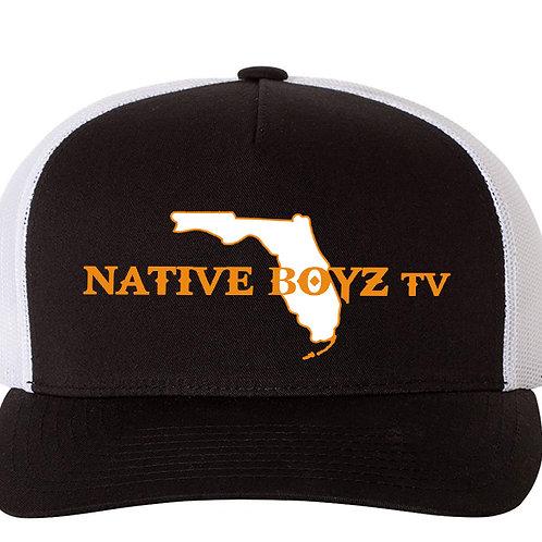 Native Boyz Text Hat