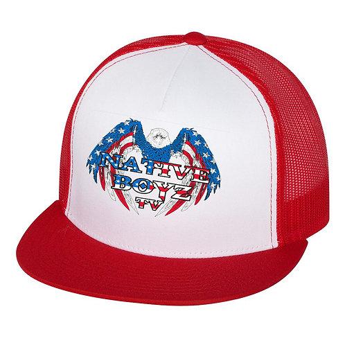 Native Boyz American Eagle Hat