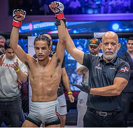 Jarret Betancourt Looks to Earn Another Highlight Reel Finish at Titan FC 71