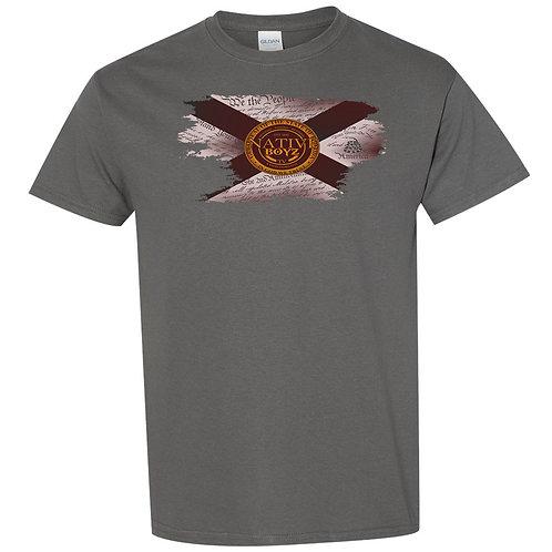 Florida Flag Distressed T-Shirt