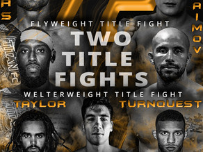 Three Fights at Titan FC 72 That Might Be Flying Under Your Radar