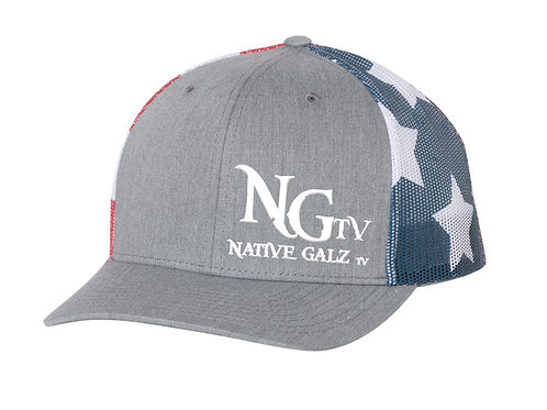 Native Galz Branded Hat