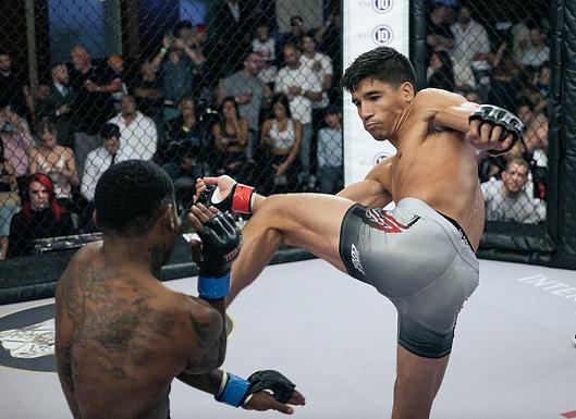 ASA TEN POW'S DOMINANT DEBUT : UFC  FIGHT PASS