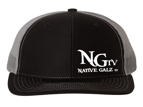 Native Galz Branded Hat