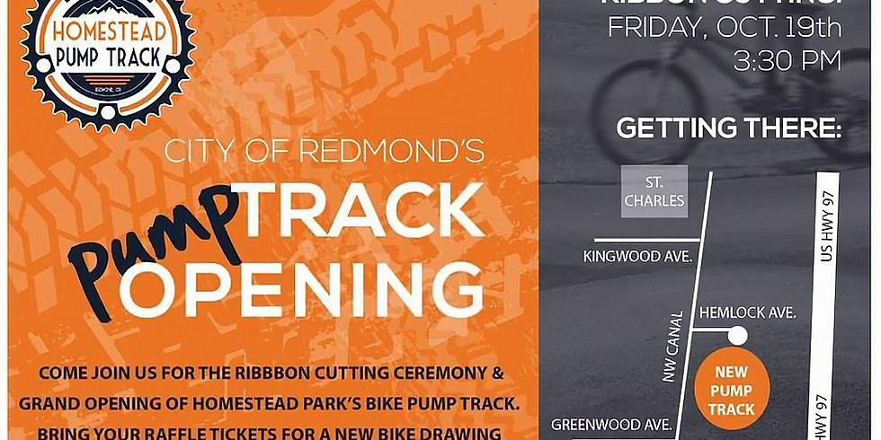 Bike Park Grand Opening