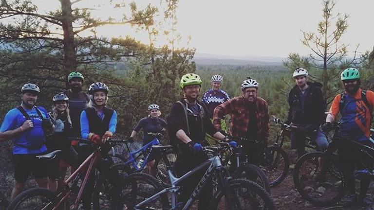 Group MTB Ride