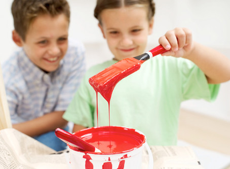 Non-Toxic Paint Alternatives for your Home or Business