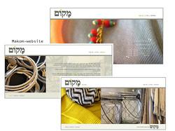 Makom-Web design