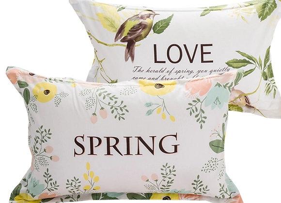 Funda almohada Spring - Green Collection