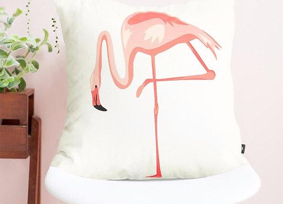 Cojín Flamingo