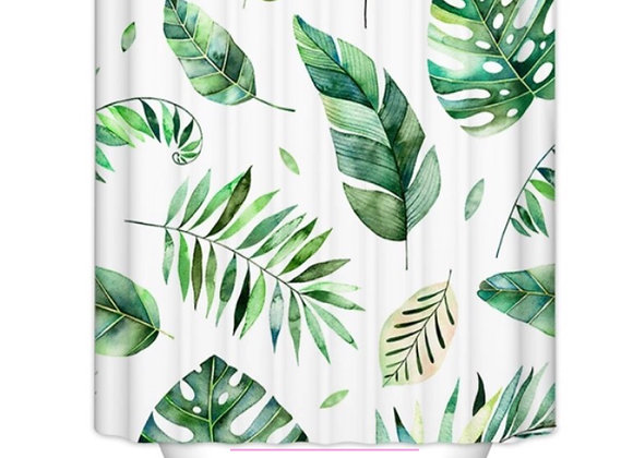 Cortina de Baño Green Collection
