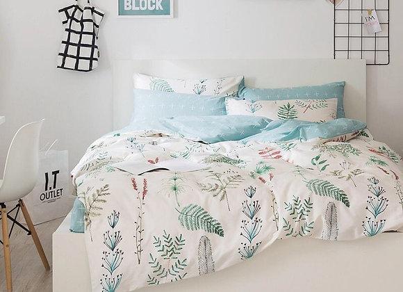 Set de cama Hojas Nórdicas