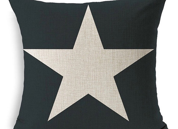 Cojín Estrella - varios tonos