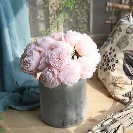 🌸🌸 P E O N I E S 🌸🌸 #silkflowers #pe