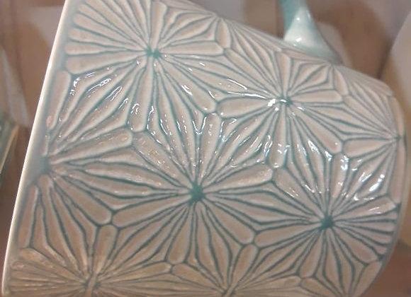 Set 4 Tazones diseño Toscano Acqua di Mare