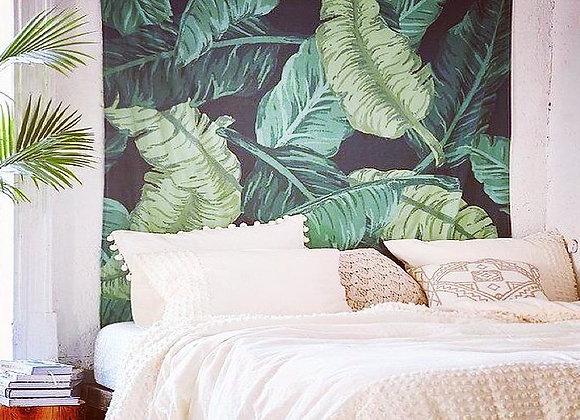 Tapestry Hoja de Plátano