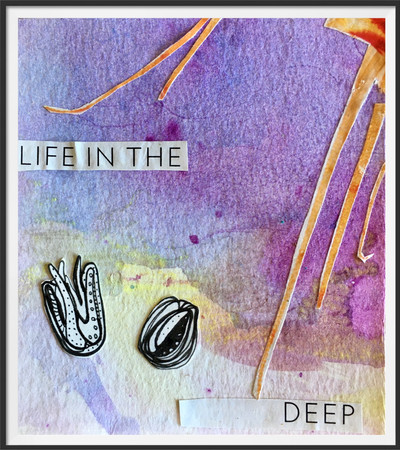 Life in the deep