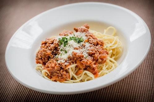 Spaghetti (met pasta)