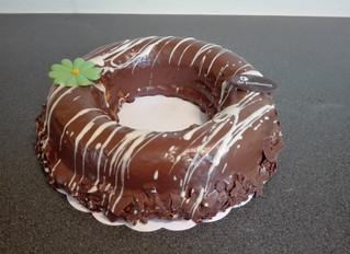 Cake voor bij de koffie