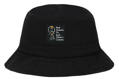 BUCKET HAT 1 EMBROIDERED DESIGN