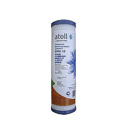 Atoll EPM-10 элемент фильтрующий угольный