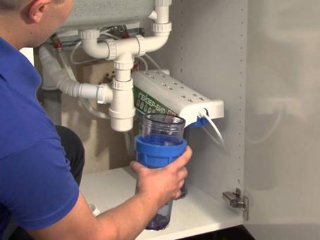 Как правильно установить фильтр для воды на своей кухне