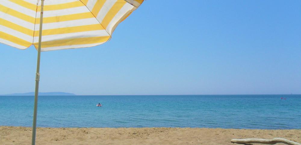 Arkoudilas Beach, Kavos Corfu Beach, desert beach, Corfu beaches, summer holidays, swim, sea