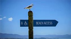 Playas Adaptadas en Corfú