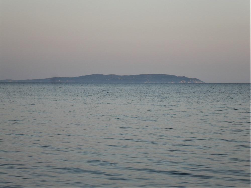 Arkoudilas deserted beach Corfu holidays Paxos Ionian Sea