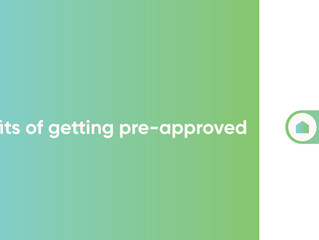 Benefits of Getting Pre Approved