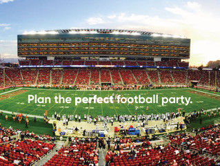 How to Plan the Perfect Football Party