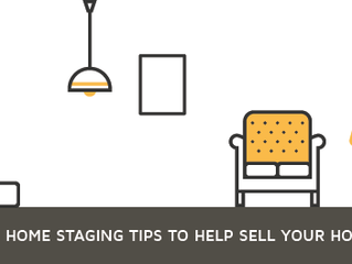 DIY Staging Tips To Make Your Home More Sellable