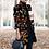 Thumbnail: Tweed Print Blazers Women 2020 Autumn Winter Plus Size Blazer
