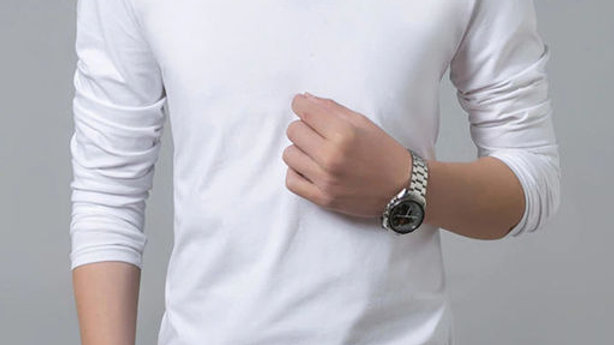 Men's full sleeves tshirt