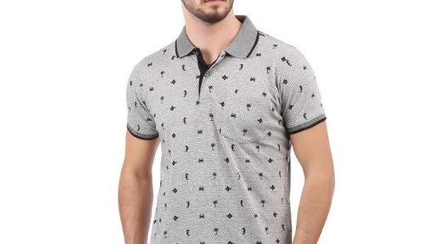 Classy Men's Cotton T-Shirt