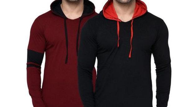 Attractive Cotton Men's T-Shirt Combo