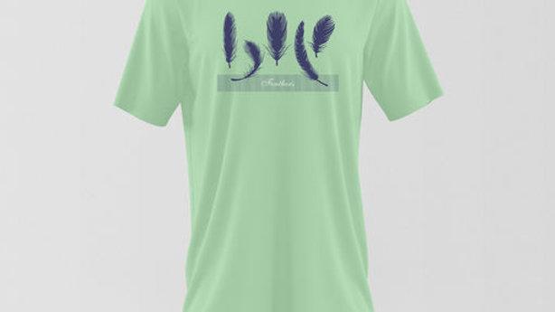 Men's Printed Regulat Fit T Shirt