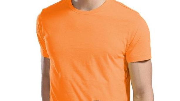 Men's Cotton Marshmello Design Printed Half Sleeve T-Shirt