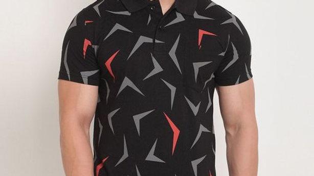 New Look Men's Classy Printed T-Shirt