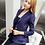 Thumbnail: Ladies Blazers New Fashion Single Button Blazer