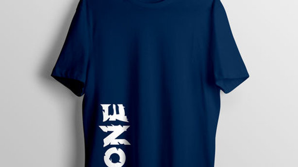 Alone Printed T-Shirt For Men