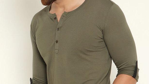 GESPO Green Solids T-Shirt