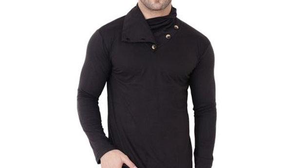 Men's Cotton Casual T-Shirt
