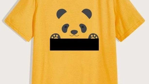 Ankush fashion wear Printed Stylish Cotton Half T shirt