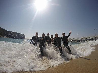 PADI buceo Barcelona submarinismo dive scuba diving divemaster