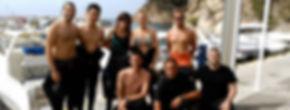 PADI buceo Barcelona submarinismo dive scuba diving scuba diver